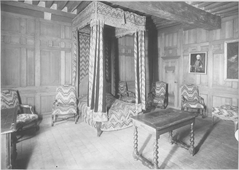 Chambre, vue générale