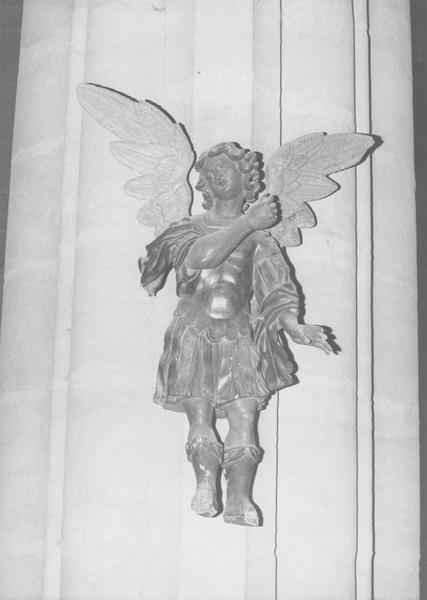 Statue : Un ange