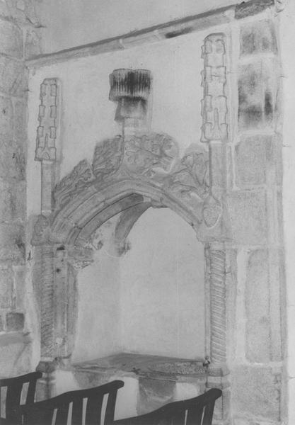 Fonts baptismaux (baptistère monumental)
