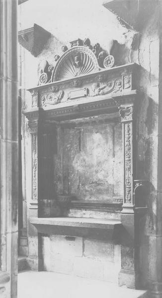 Autel de saint André