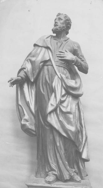 Statue : saint Joseph ?