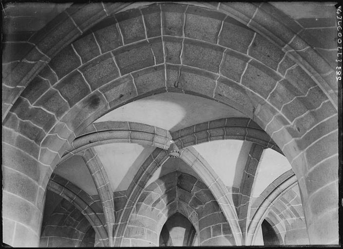 Abbaye et dépendances