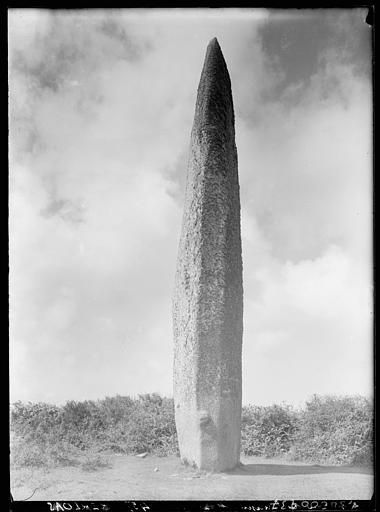 Grand menhir de Kerloas