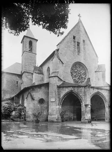 Ancienne chartreuse Saint-Sauveur