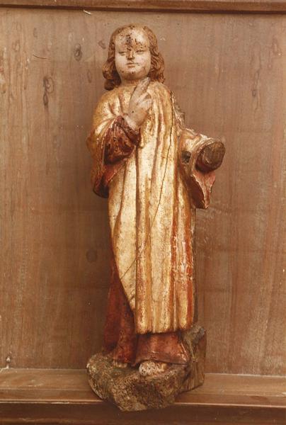 Statuette : archange Gabriel (l').