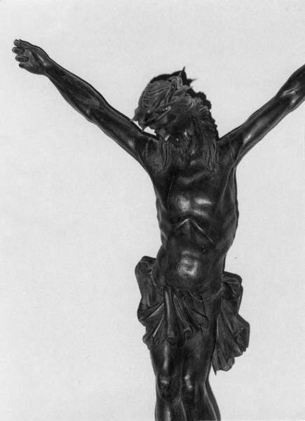 Christ en croix, détail