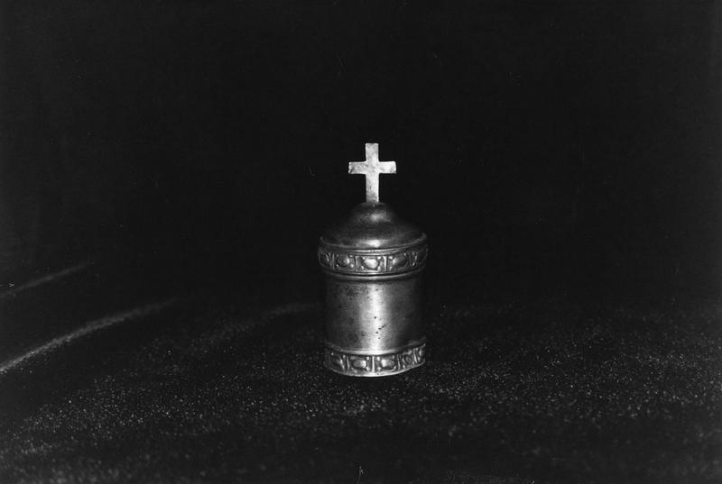 boîte à saint chrême