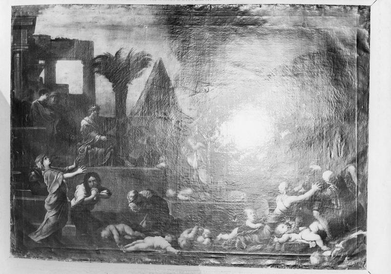 tableau : le Massacre des Innocents
