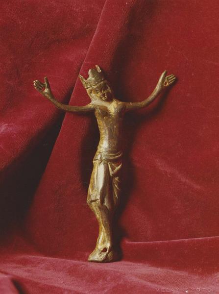 statue : Christ couronné