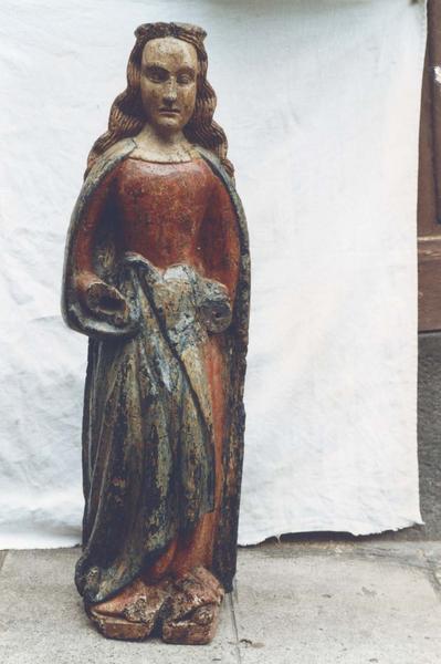statuette : Vierge