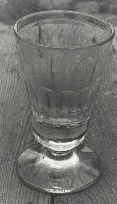 Cinq verres