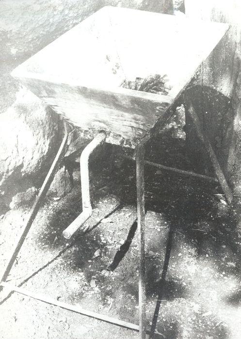 machine à broyer