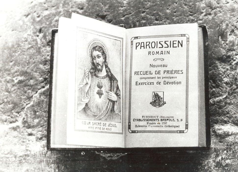 livre de prières : Paroissien Romain, Nouveau recueil de prières