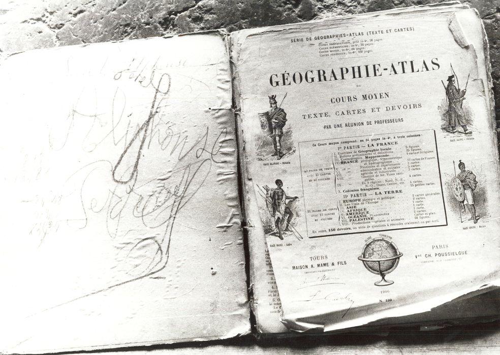 livre : Géographie-Atlas du cours moyen