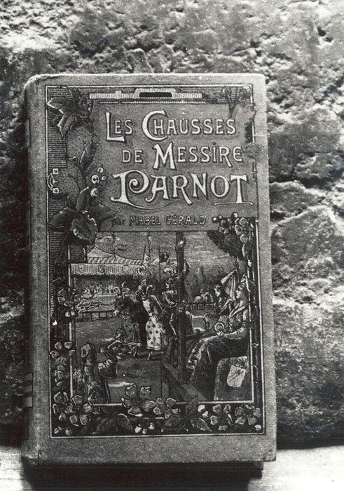 livre : Les Chausses de Messire Parnot