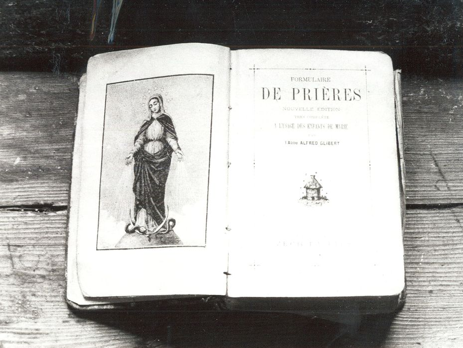 livre de prières : Nouvel Ange Conducteur ou Recueil de Prières