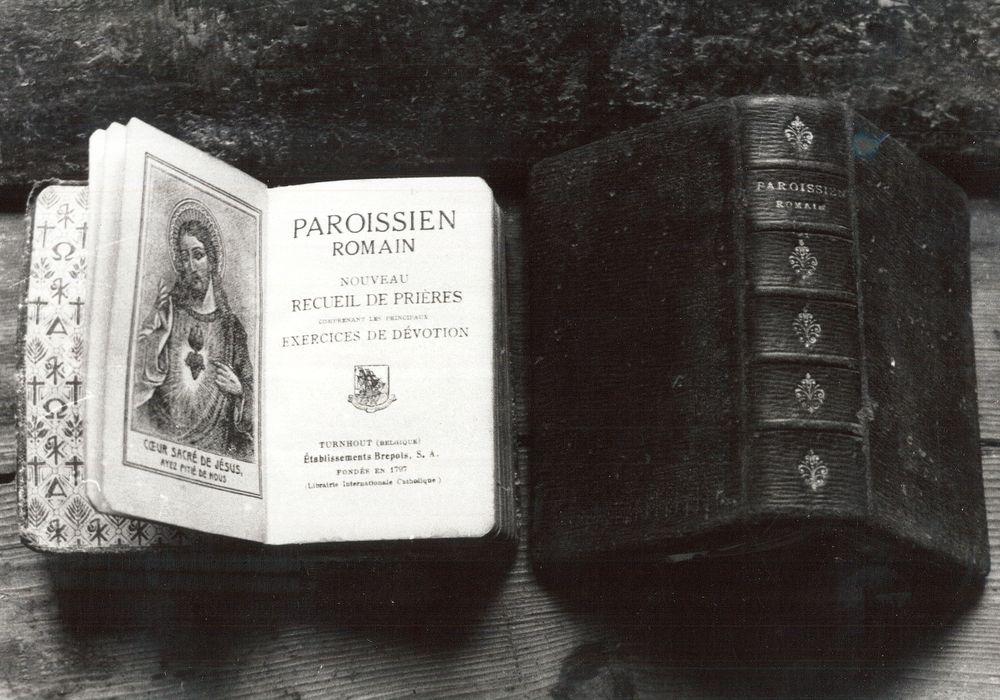 livre de prières : Paroissien Romain complet