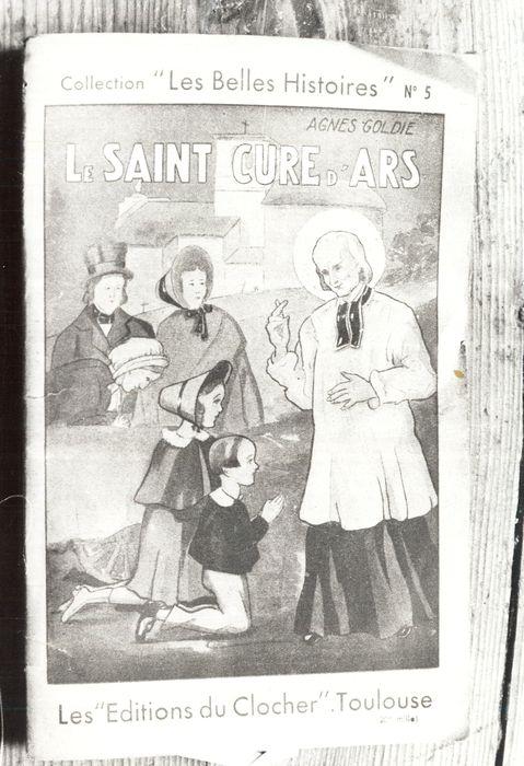 livre : Collection Les Belles Histoires, Le Saint Curé d'Ars