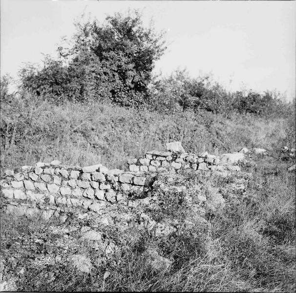 Base d'un mur