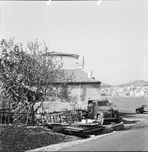 Bâtiment annexe