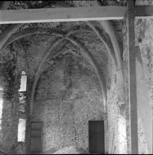 Intérieur de la grande salle