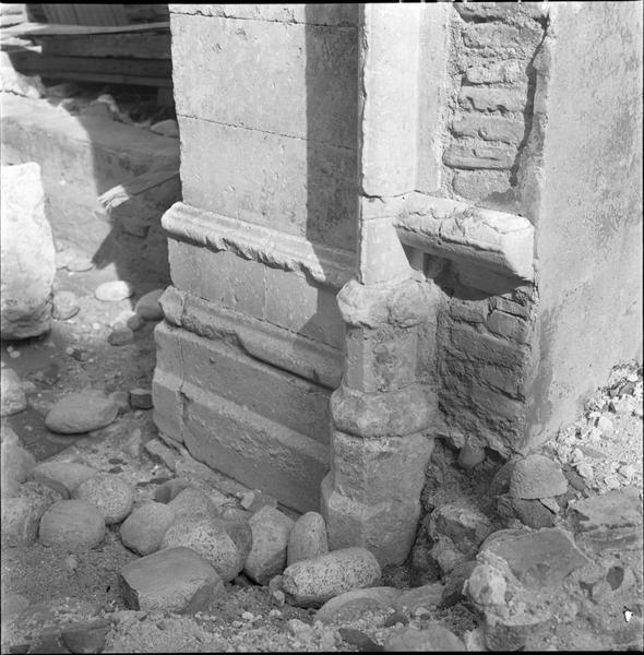 Base de pilier