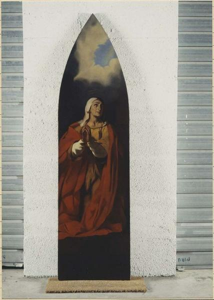Tableau : sainte Anne