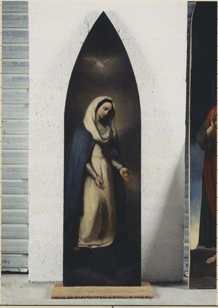 Tableau: Vierge de l'Annonciation
