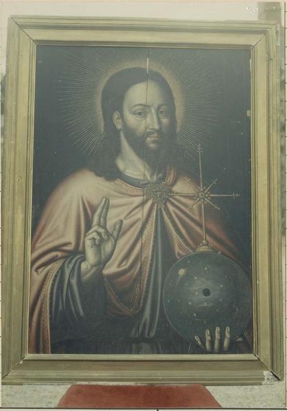 Tableau : Salvator Mundi