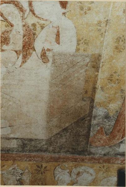 peinture monumentale : scènes historiées