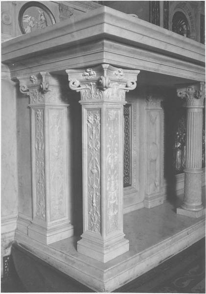 Maître-autel (détail)