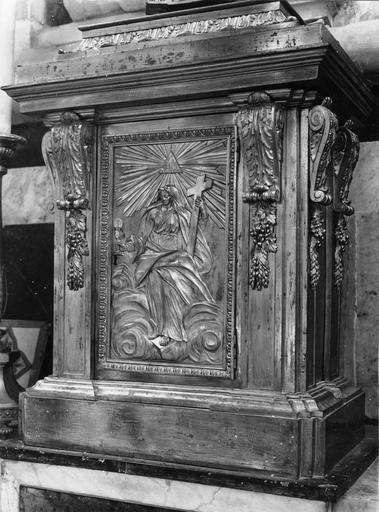 Tabernacle à deux faces