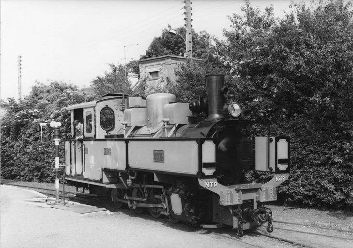 Locomotive type 040 T, 12 MTP EX 4 12 TPT, 1944