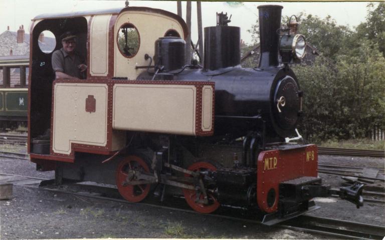 Locomotive 020 T MTP 8, ou 1919