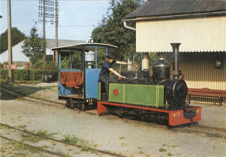 Locomotive 020 T NE 13 47