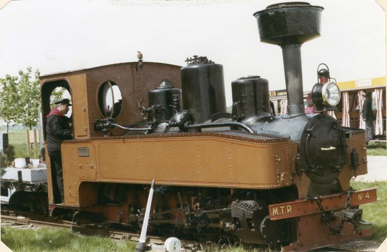 Locomotive 040 T type DFB de 1917