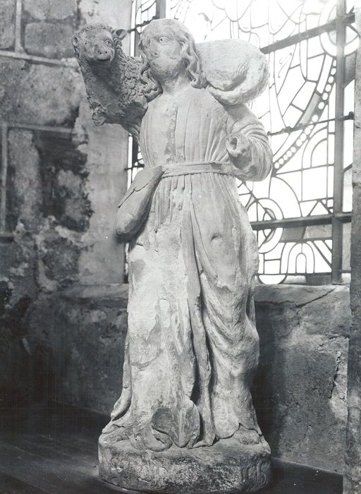 Statue : Bon Pasteur