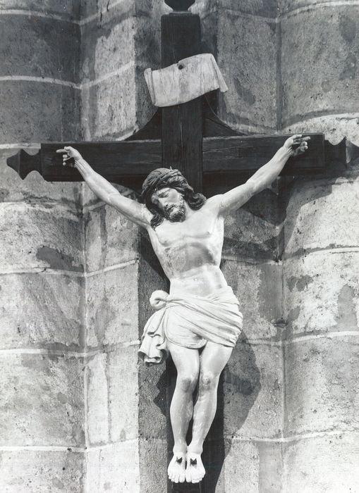 croix (crucifix) de chaire à prêcher