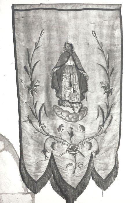 bannière de la Vierge