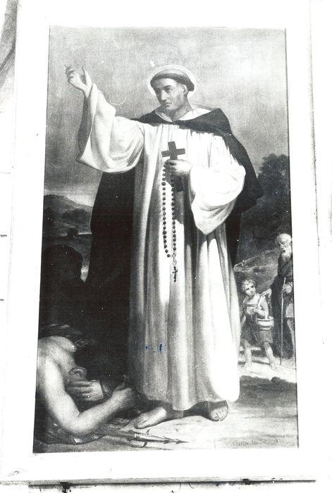 tableau : Saint Dominique