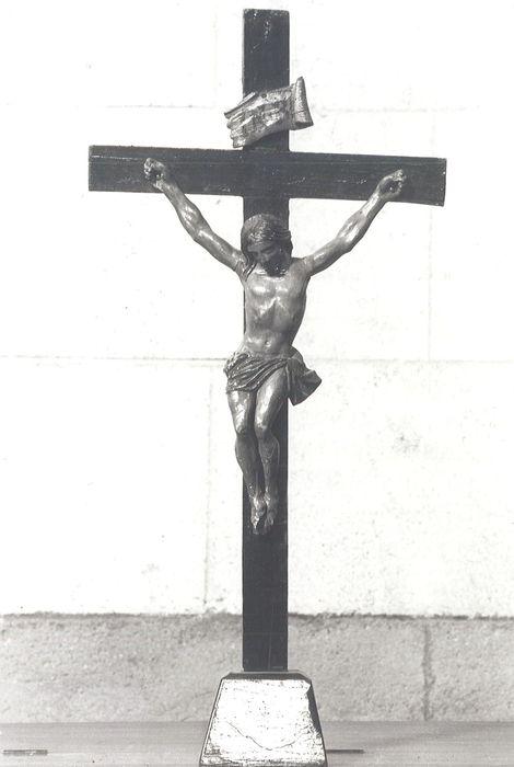 croix d'autel (crucifix)