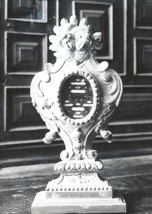 Reliquaire-ostensoir