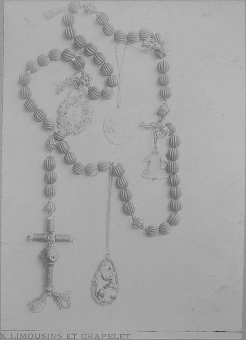 Chapelet, bijoux (4) (patenôtre)