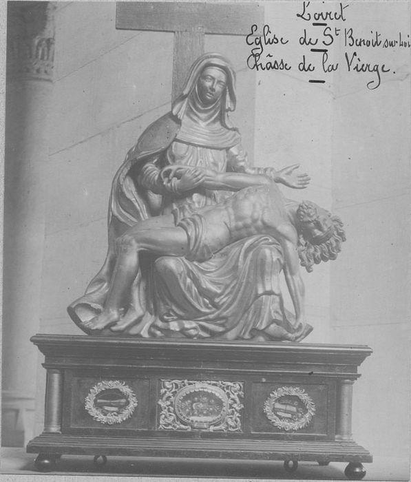 Châsse de la Vierge