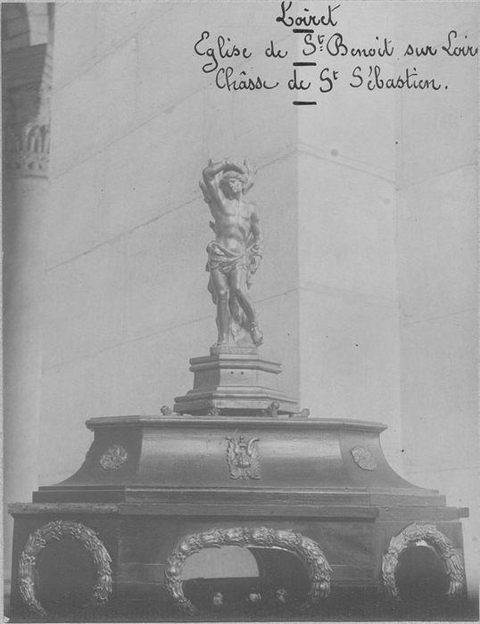 châsse de saint Sébastien