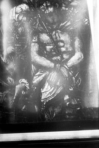 Verrières de l'abside