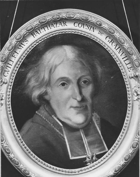 Tableaux (80) : Portraits d'évêques de Cahors
