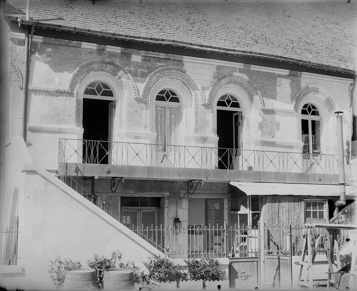 Maison ancienne dite Logis des Hôtes