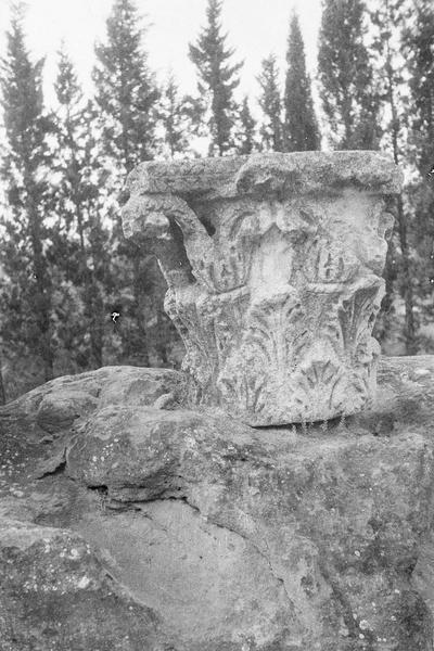 Chapiteau antique