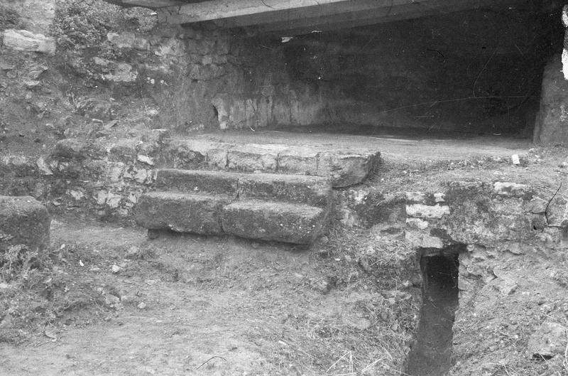 Escalier (vestiges)